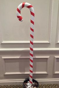 6ft Candy Cane Prop