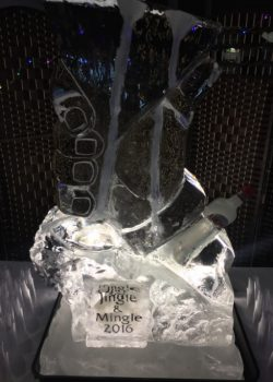 Ice Sculpture 1