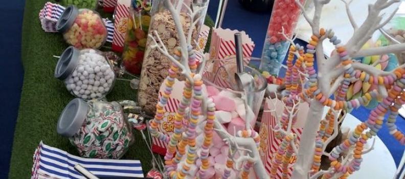 Candy buffet hire Lancashire