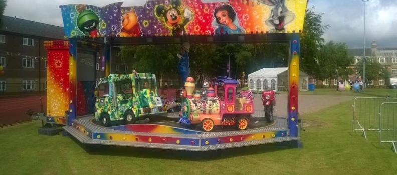 Children's Fairground Ride hire Northwest UK